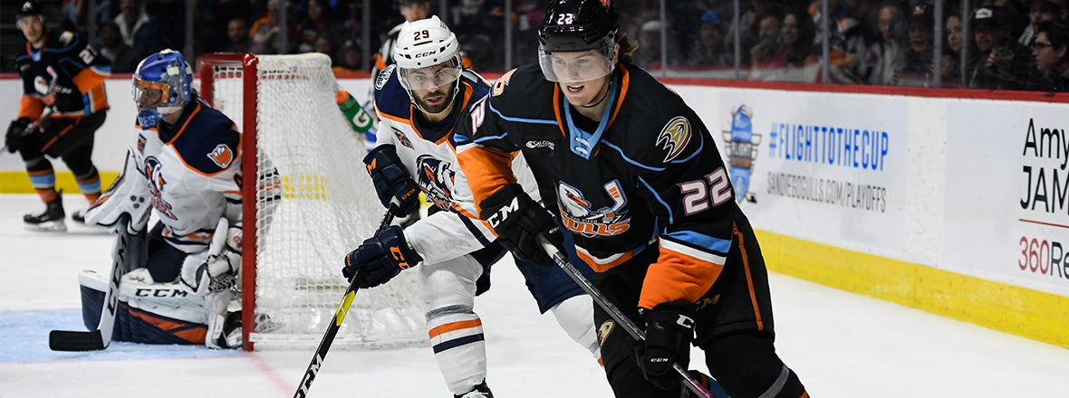 Preview: Gulls Open 2019-20 Season at Bakersfield
