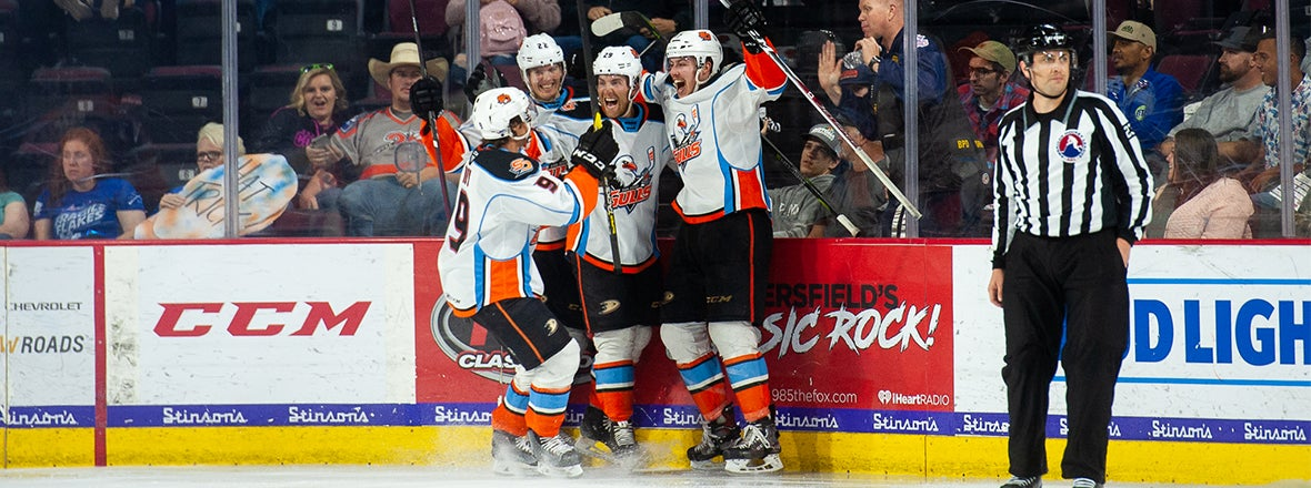 Gulls Win Fifth Longest AHL Game 3-2
