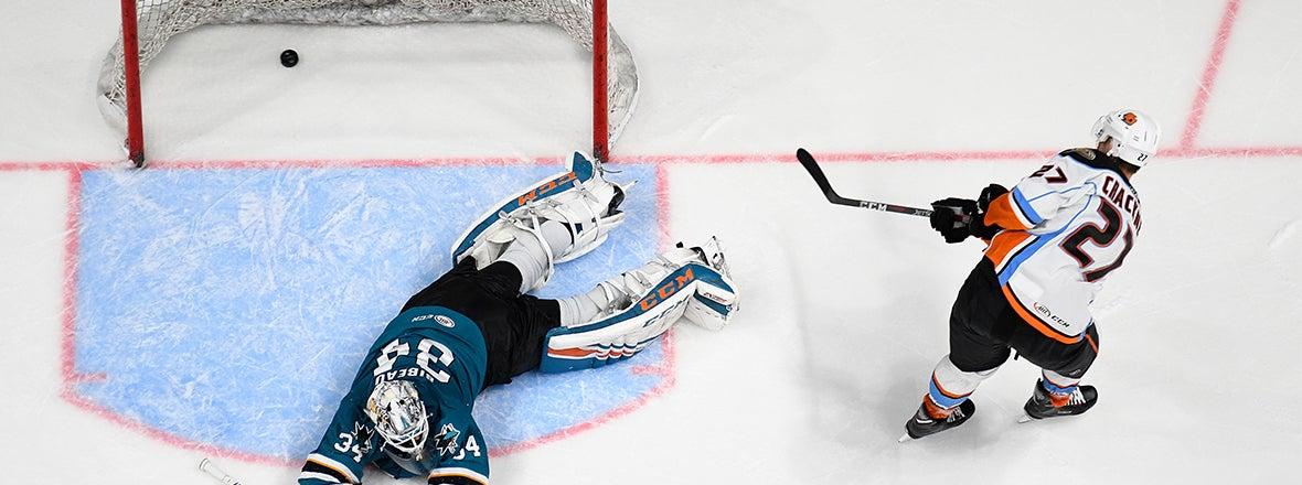 AHL: San Diego Gulls Defeat San Jose Barracudas In Overtime Shootout