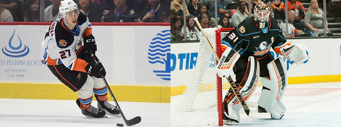 Coreau & Cracknell Loaned to Canada for Spengler Cup
