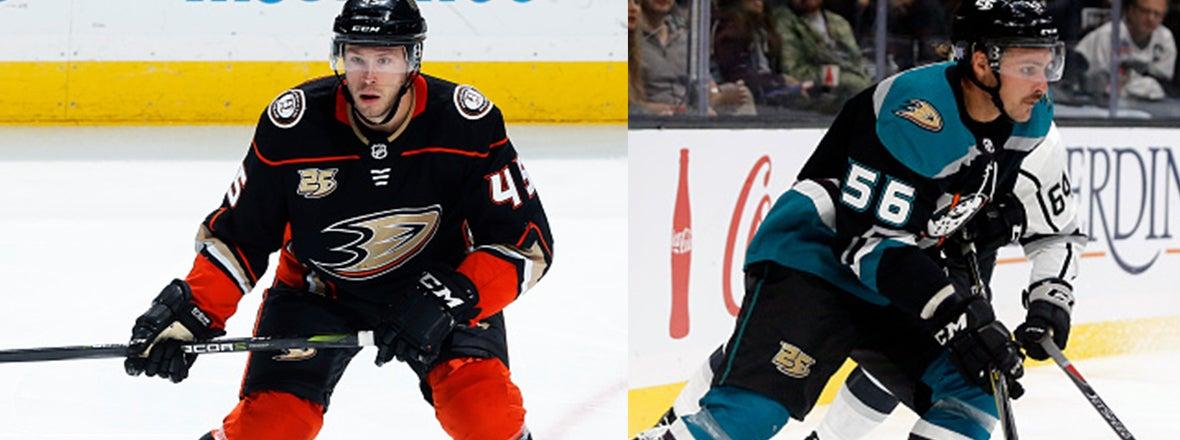 Ducks Reassign Carrick and Welinski to San Diego
