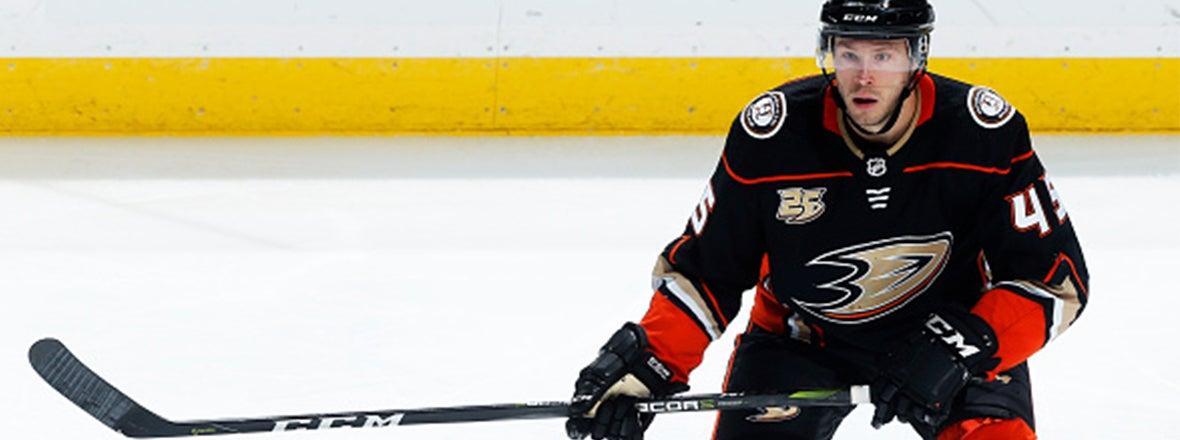 Ducks Assign Welinski to San Diego