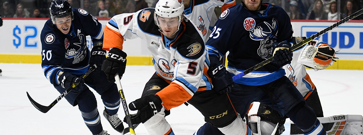 PREVIEW: Gulls at Moose